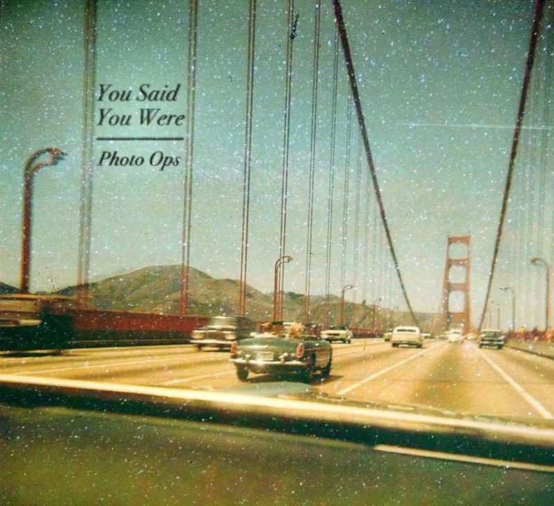 """You Said You Were"" Single Cover"
